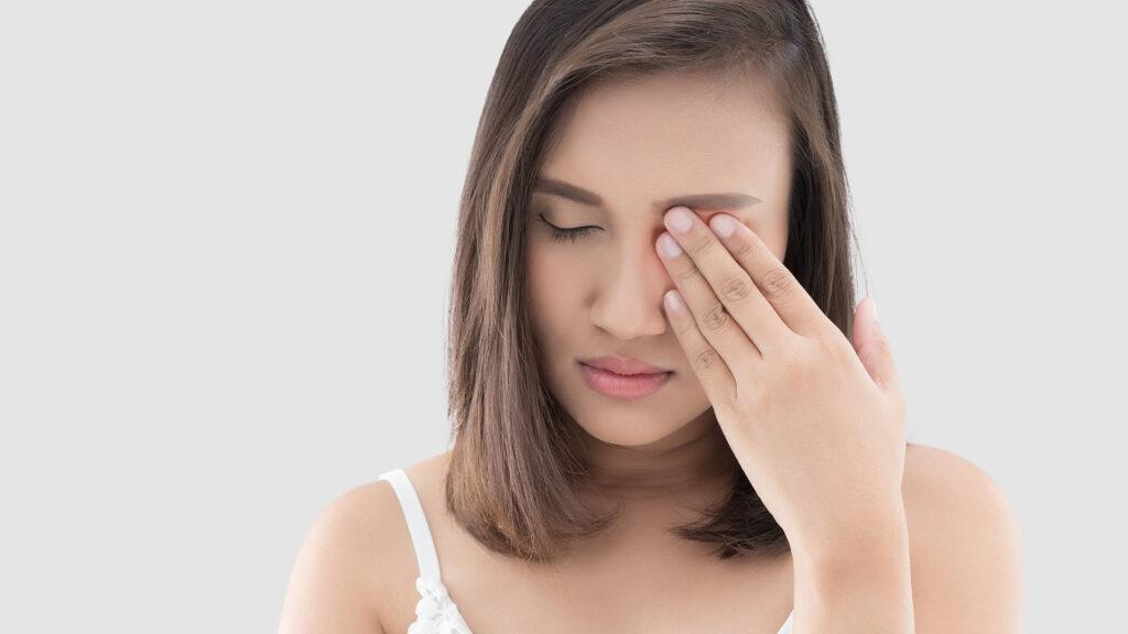 Akių Migrena