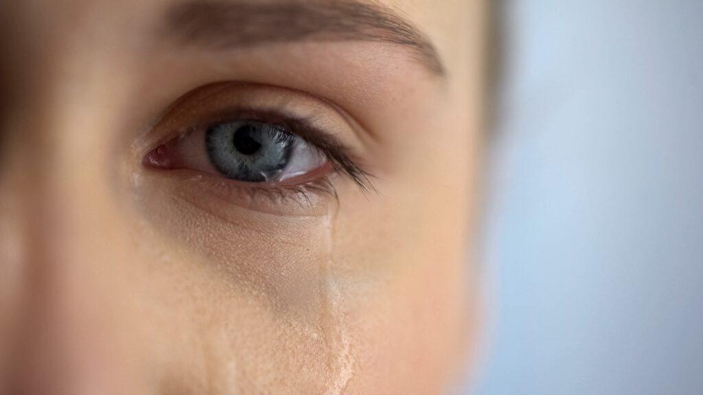 Ašarojančios akys
