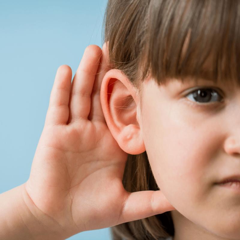 Kaip mes girdime